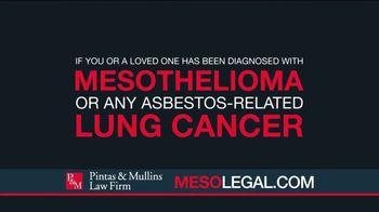 Pintas & Mullins Law Firm TV Spot, 'Victims of Mesothelioma' - Thumbnail 1