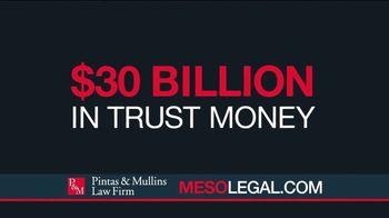 Pintas & Mullins Law Firm TV Spot, 'Victims of Mesothelioma' - Thumbnail 2