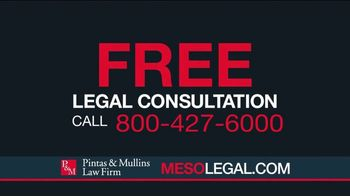 Pintas & Mullins Law Firm TV Spot, 'Victims of Mesothelioma' - Thumbnail 3