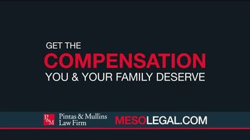Pintas & Mullins Law Firm TV Spot, 'Victims of Mesothelioma' - Thumbnail 4
