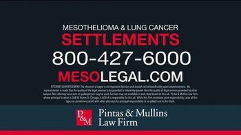 Pintas & Mullins Law Firm TV Spot, 'Victims of Mesothelioma' - Thumbnail 5