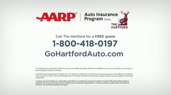 The Hartford AARP Auto Insurance Program TV Spot, 'Experienced Drivers' - Thumbnail 9