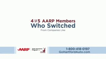 The Hartford AARP Auto Insurance Program TV Spot, 'Experienced Drivers' - Thumbnail 3