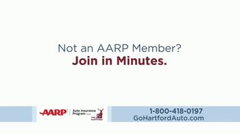 The Hartford AARP Auto Insurance Program TV Spot, 'Experienced Drivers' - Thumbnail 4