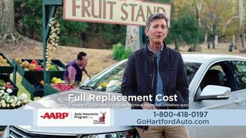 The Hartford AARP Auto Insurance Program TV Spot, \'Experienced Drivers\'