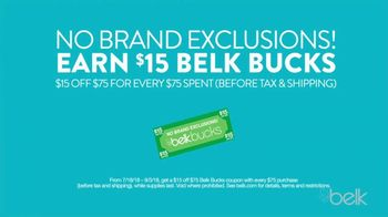 Belk Biggest Stock Up Sale TV Spot, 'Bonus Buys' - Thumbnail 10