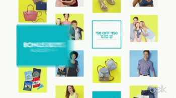 Belk Biggest Stock Up Sale TV Spot, 'Bonus Buys' - Thumbnail 2