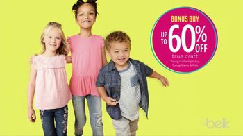 Belk Biggest Stock Up Sale TV Spot, 'Bonus Buys' - Thumbnail 5
