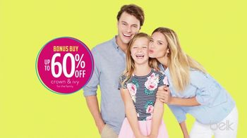 Belk Biggest Stock Up Sale TV Spot, 'Bonus Buys' - Thumbnail 8