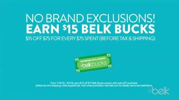 Belk Biggest Stock Up Sale TV Spot, 'Bonus Buys' - Thumbnail 9