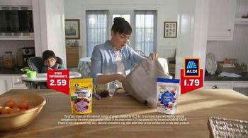 ALDI TV Spot, 'I Like ALDI: Yogurt Bites' - Thumbnail 4
