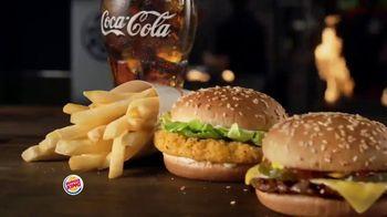 Burger King $3.49 King Meal Deal TV Spot, 'The Real Deal' - Thumbnail 1