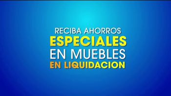 Rooms to Go Venta y Liquidación de Verano TV Spot, 'Fabuloso' [Spanish] - Thumbnail 2