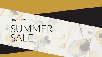 Havertys Summer Sale TV Spot, 'Savings on Top of Savings' - Thumbnail 6