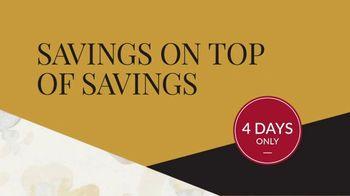 Havertys Summer Sale TV Spot, 'Savings on Top of Savings' - Thumbnail 7