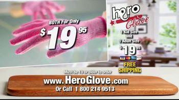 Hero Glove TV Spot, 'Protect Hands' - Thumbnail 9