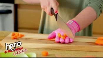 Hero Glove TV Spot, 'Protect Hands' - Thumbnail 4