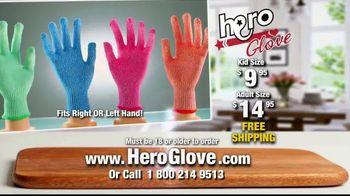 Hero Glove TV Spot, 'Protect Hands' - Thumbnail 8