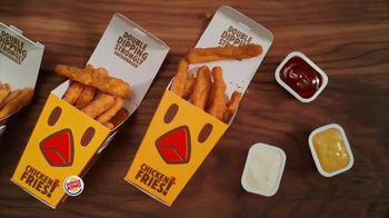 Burger King Chicken Fries TV Spot, \'Prepare to Freak Out\'