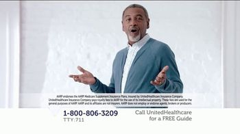 UnitedHealthcare AARP Medicare Supplement Plan TV Spot, 'Icing on the Cake' - Thumbnail 10