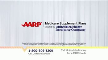 UnitedHealthcare AARP Medicare Supplement Plan TV Spot, 'Icing on the Cake' - Thumbnail 3