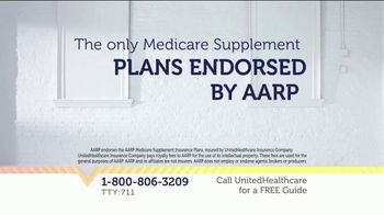 UnitedHealthcare AARP Medicare Supplement Plan TV Spot, 'Icing on the Cake' - Thumbnail 4