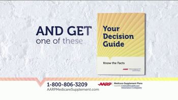 UnitedHealthcare AARP Medicare Supplement Plan TV Spot, 'Icing on the Cake' - Thumbnail 5