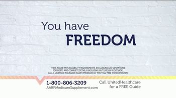 UnitedHealthcare AARP Medicare Supplement Plan TV Spot, 'Icing on the Cake' - Thumbnail 6