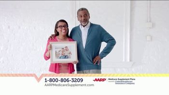 UnitedHealthcare AARP Medicare Supplement Plan TV Spot, 'Icing on the Cake' - 1720 commercial airings