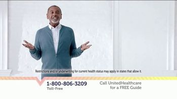 UnitedHealthcare AARP Medicare Supplement Plan TV Spot, 'Icing on the Cake' - Thumbnail 9