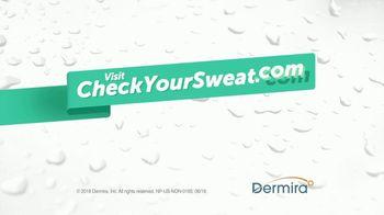 Check Your Sweat TV Spot, 'Hyperhidrosis: The Lockdown' - Thumbnail 10