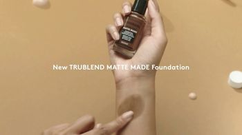 CoverGirl TruBlend Matte Made Foundation TV Spot, 'Transfer Resistant'