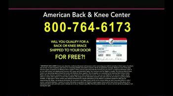 American Back and Knee Center TV Spot, 'Back and Knee Braces' - Thumbnail 10