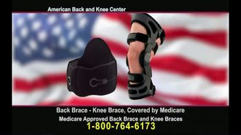 American Back and Knee Center TV Spot, 'Back and Knee Braces' - Thumbnail 2