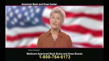 American Back and Knee Center TV Spot, 'Back and Knee Braces' - Thumbnail 4