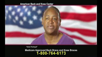 American Back and Knee Center TV Spot, 'Back and Knee Braces' - Thumbnail 7