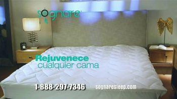 Sognare Cubre Colchón TV Spot, 'Duerme mejor' [Spanish] - Thumbnail 3