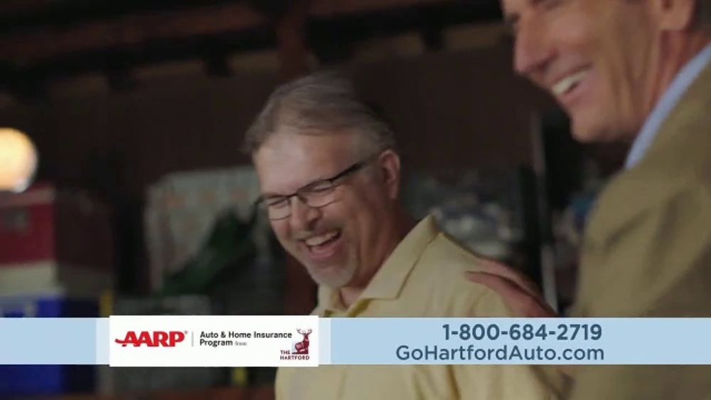The Hartford Auto & Home Insurance Program TV Commercial ...