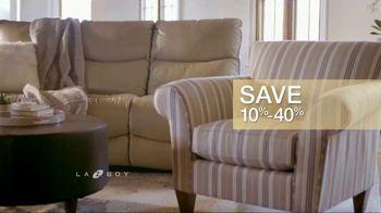 La-Z-Boy 4 Day Sale TV Spot, 'Favorite Spot: No Sales Tax' - Thumbnail 7