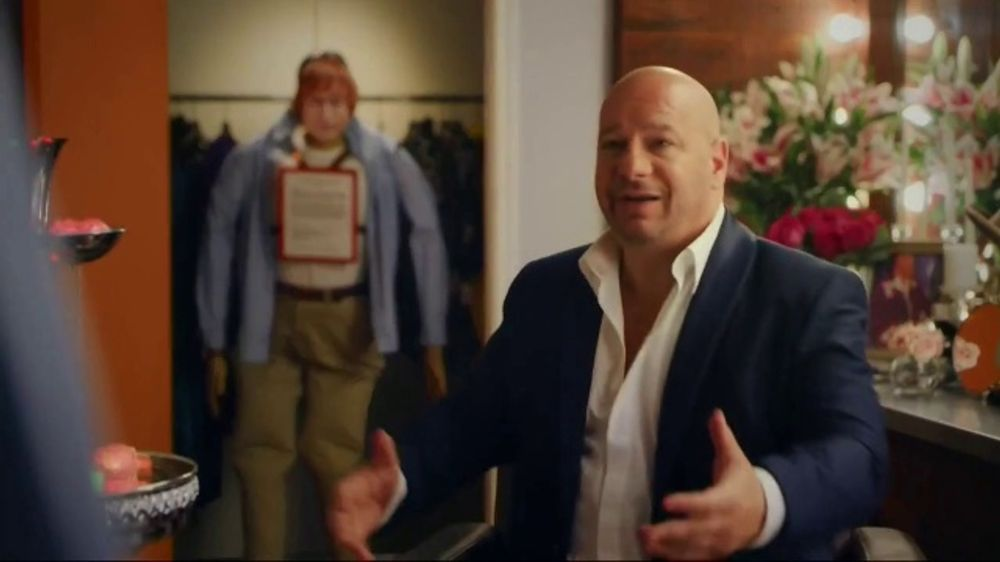 Degree Men TV Commercial, 'Comedy Central: The Rider Makes the Man' Ft. Jeff Ross