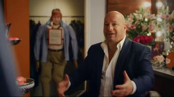Degree Men TV Spot, 'Comedy Central: The Rider Makes the Man' Ft. Jeff Ross - 8 commercial airings