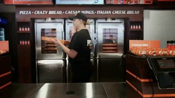 Little Caesars Pizza Hot-N-Ready 5 Meat Feast TV Spot, 'Carnes' [Spanish] - Thumbnail 1
