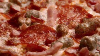 Little Caesars Pizza Hot-N-Ready 5 Meat Feast TV Spot, 'Carnes' [Spanish] - Thumbnail 4