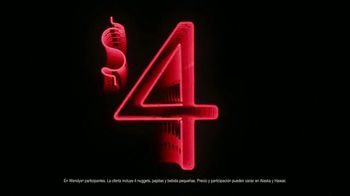 Wendy's 4 for $4 Meal TV Spot, 'Cada ocasión es especial.' [Spanish] - Thumbnail 10