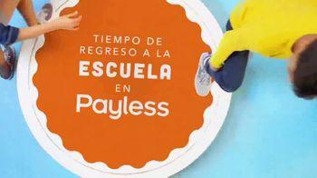Payless Shoe Source TV Spot, 'Tiempo de regreso a la escuela' [Spanish] - Thumbnail 2