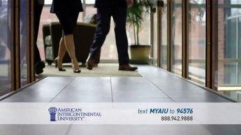 American InterContinental University TV Spot, 'Hats' - Thumbnail 5