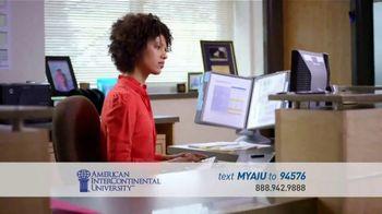 American InterContinental University TV Spot, 'Hats' - Thumbnail 6