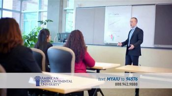 American InterContinental University TV Spot, 'Hats' - Thumbnail 7