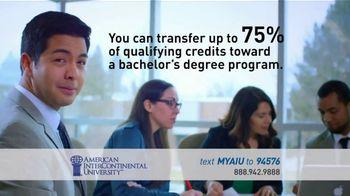 American InterContinental University TV Spot, 'Hats' - Thumbnail 8