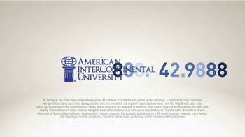 American InterContinental University TV Spot, 'Hats'